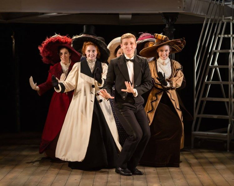 Luke George as Hartley and Company