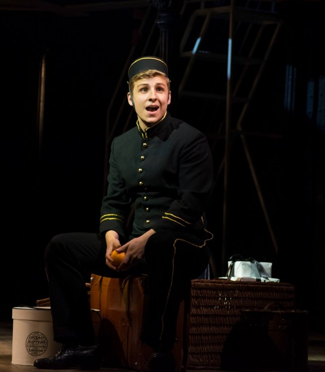 Luke George as Bellboy