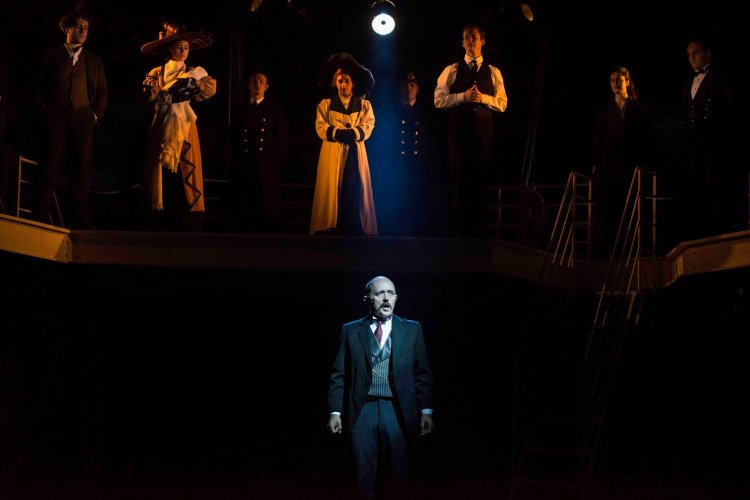 David Bardsley as Ismay and Company